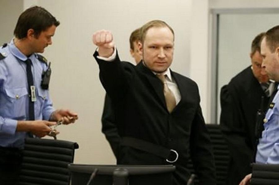 убийствата на Брейвик в Норвегия