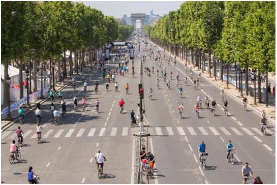 Европейски ден без автомобили